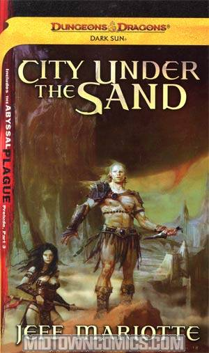 Dark Sun City Under The Sand MMPB