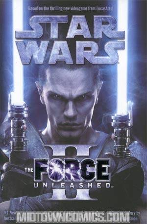 Star Wars The Force Unleashed II HC (Novel)