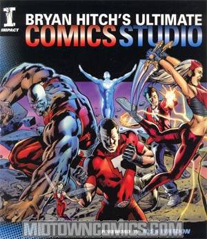 Bryan Hitchs Ultimate Comics Studio TP