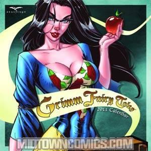 Grimm Fairy Tales 2011 Calendar