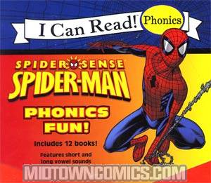 Spider Sense Spider-Man Phonics Fun TP