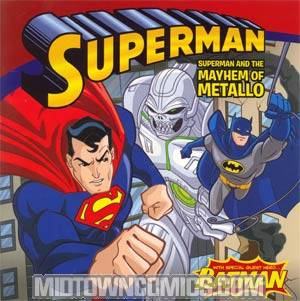 Superman Classic Superman And The Mayhem Of Metallo TP