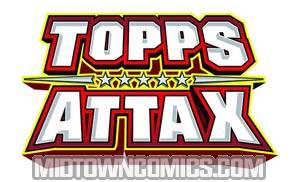 Topps 2010 Attax Football Mega Starter Display