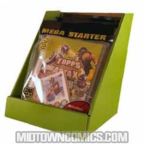 Topps 2010 Attax Football Mega Starter Pack
