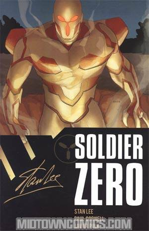 Stan Lees Soldier Zero #1 Incentive Phil Noto Variant Cover