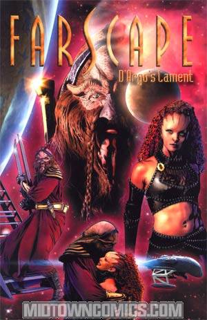 Farscape Uncharted Tales Vol 1 Dargos Lament TP