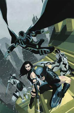Uncanny X-Force #1 Poster