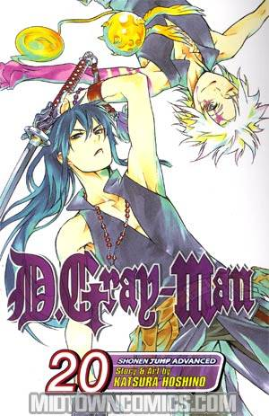 D.Gray-man Vol 20 GN