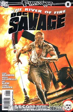 Doc Savage Vol 4 #8