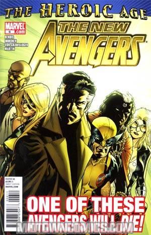 New Avengers Vol 2 #6