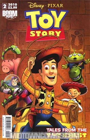 Disney Pixars Toy Story Tales From The Toy Chest #2