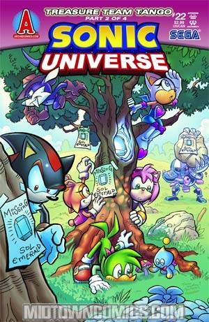 Sonic Universe #22