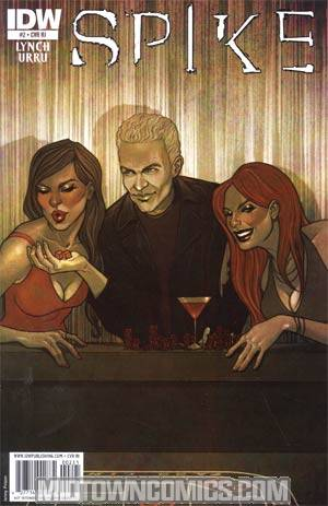 Spike #2 Incentive Jenny Frison Variant Cover