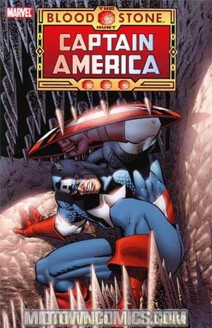 Captain America Bloodstone Hunt TP New Printing