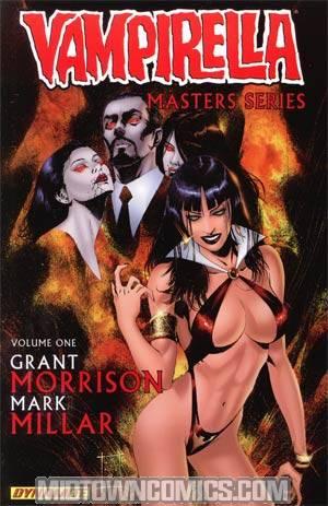 Vampirella Masters Series Vol 1 Grant Morrison & Mark Millar TP
