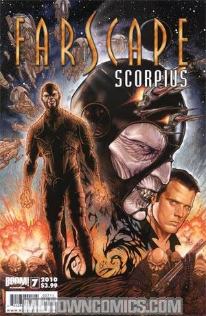Farscape Scorpius #7