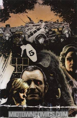 Midnite Movies Motel Hell #2 Incentive Tim Bradstreet Virgin Cover