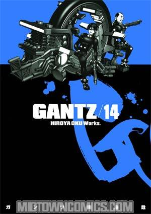 Gantz Vol 14 TP