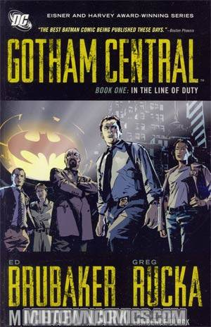 Gotham Central Vol 1 In The Line Of Duty TP New Edition