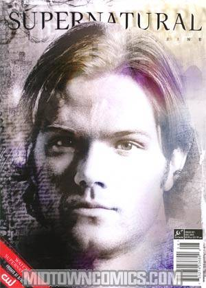 Supernatural Magazine #21 Dec 2010 Previews Exclusive Edition