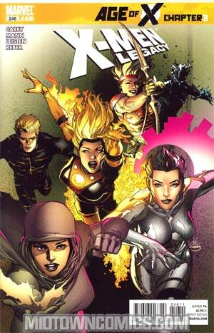 X-Men Legacy #246 1st Ptg (Age Of X Part 3)