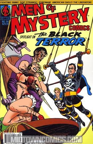 Men Of Mystery #84