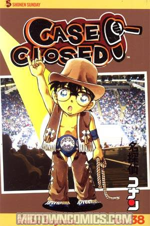 Case Closed Vol 38 GN