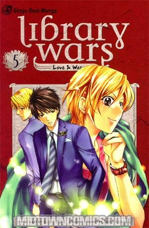 Library Wars Love & War Vol 5 GN