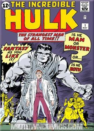 Hulk Cover #1 Magnet (29908MV)