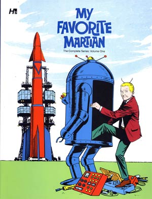 My Favorite Martian Complete Series Vol 1 HC