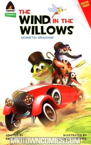 Wind In The Willows TP By Campfire