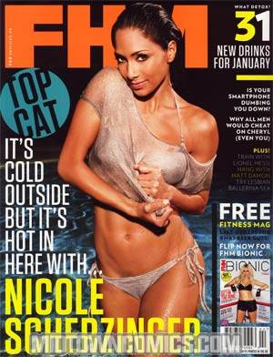 FHM UK #254 Feb 2011