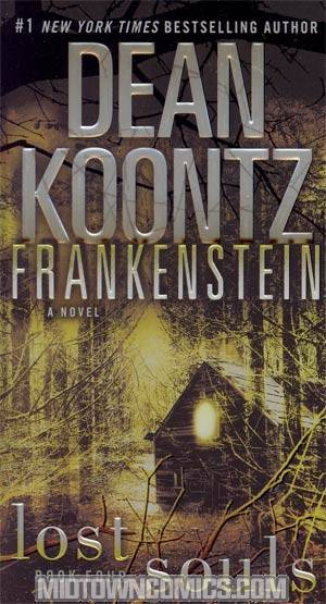 Frankenstein Book 4 Lost Souls MMPB