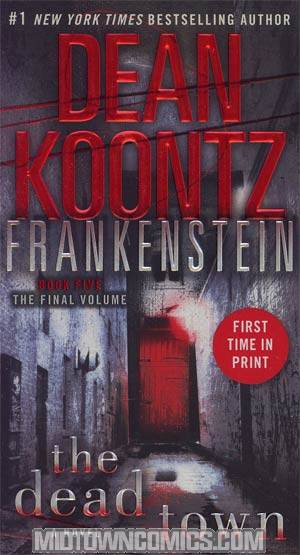 Frankenstein The Dead Town MMPB