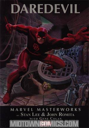 Marvel Masterworks Daredevil Vol 2 TP Book Market Edition
