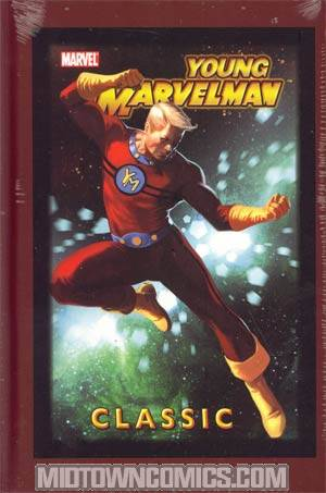 Young Marvelman Classic Vol 1 HC