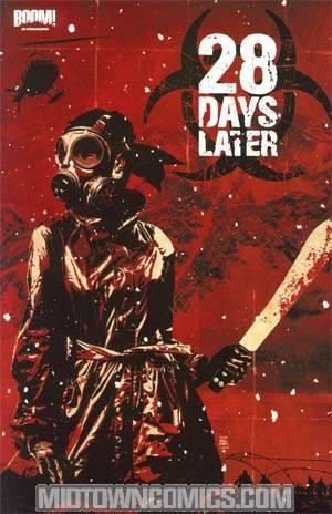 28 Days Later Vol 4 Gangwar TP