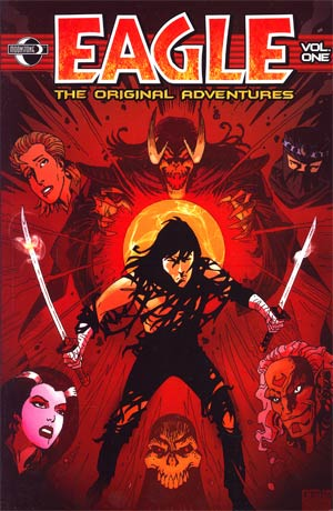 Eagle The Original Adventures Vol 1 TP