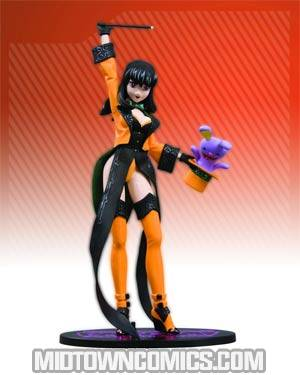 Ame-Comi Heroine Series Zatanna Halloween Variant PVC Figure