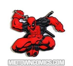 Mega-Mega Magnet Deadpool Magnet