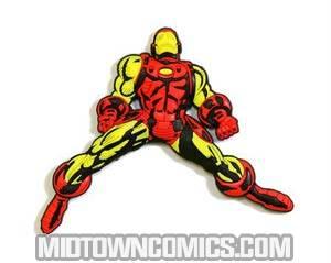 Mega-Mega Magnet Iron Man Magnet
