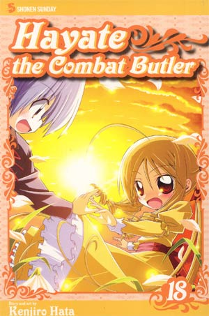 Hayate The Combat Butler Vol 18 TP