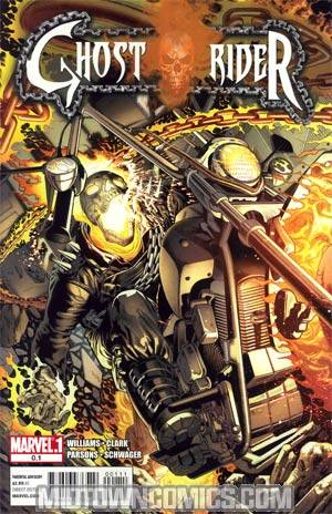 Ghost Rider Vol 6 #0.1