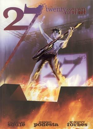 27 (Twenty-Seven) Vol 1 First Set TP