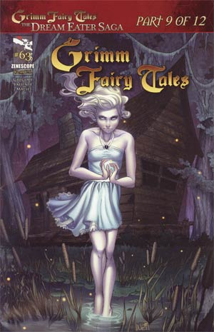 Grimm Fairy Tales #63 Cover B Nei Ruffino (Dream Eater Saga Part 9)