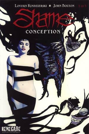 Shame Vol 1 Conception GN