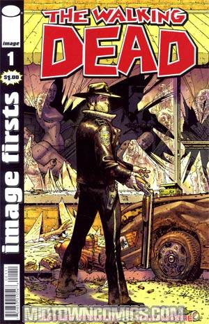 Image Firsts Walking Dead #1 New Printing