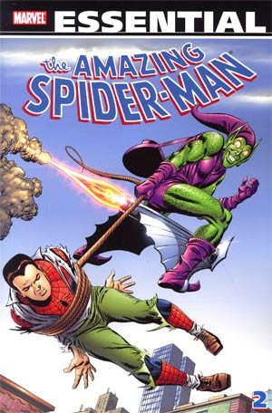 Essential Amazing Spider-Man Vol 2 TP All-New Edition