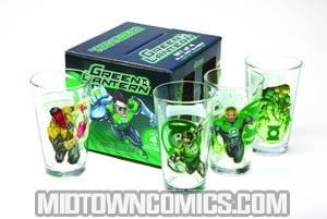 DC Comics Classic Toon Tumbler - Green Lantern Boxed Set