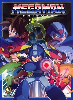 Mega Man Tribute SC